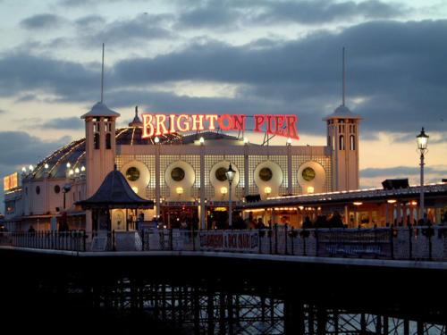 Brighton location brightonpier