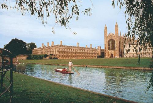 Cambridge location collegesandriver