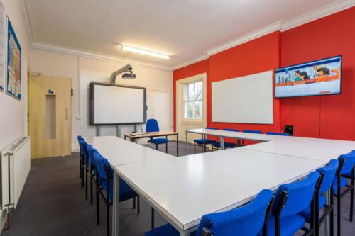 Hampstead EmptyClassroom