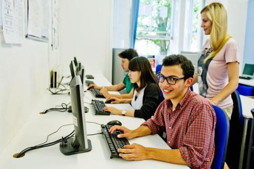 Hampstead computer Room