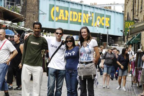 Hampstead location CamdenMarket