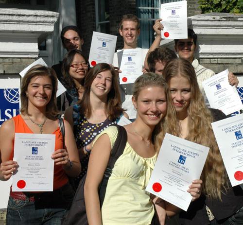 Hampstead school certificates