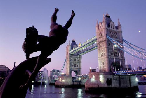 London location towerbridge