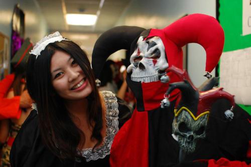 San Diego At Halloween