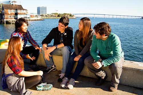 San Diego StudentsOnSocialProgramme