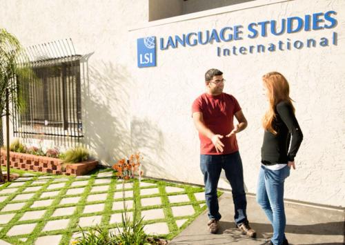 San Diego StudentsOutsideSchool