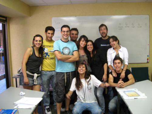 Tor class groupphoto